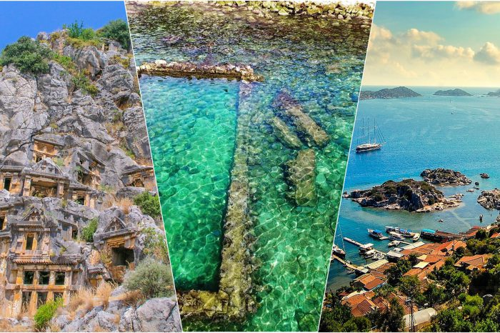 Demre, Sunken City, and Kekova Tour from Antalya