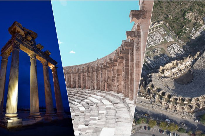 Perge, Aspendos, and Side Tour from Antalya
