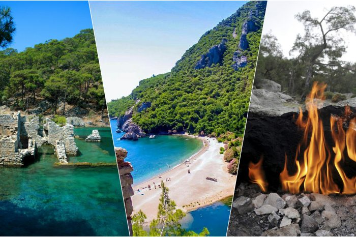 Phaselis, Olympos, and Chimera Tour