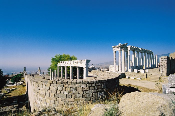 1 Night 2 Days Gallipoli, Troy and Pergamon Tour (from Istanbul)
