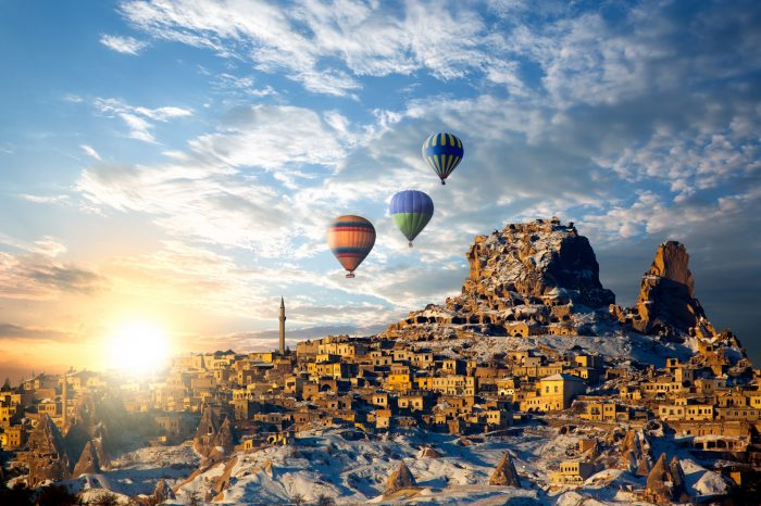 3 Nights 4 Days Cappadocia Tour (from Istanbul – by Plane)