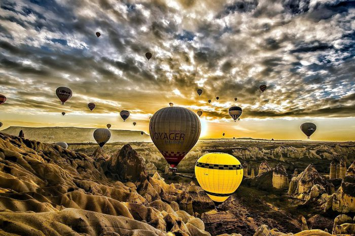 5 Nights 6 Days / Istanbul and Cappadocia Tour (from Istanbul – by Plane)