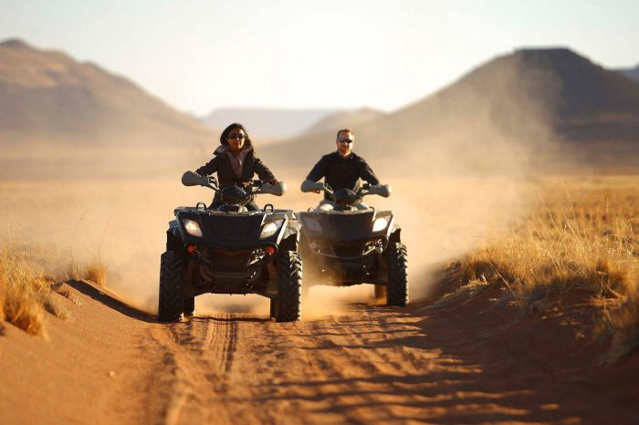 ATV (QUAD) Safari Tour