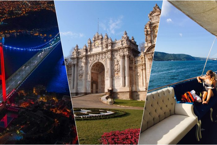 Bosphorus Cruise and Dolmabahce Palace Tour