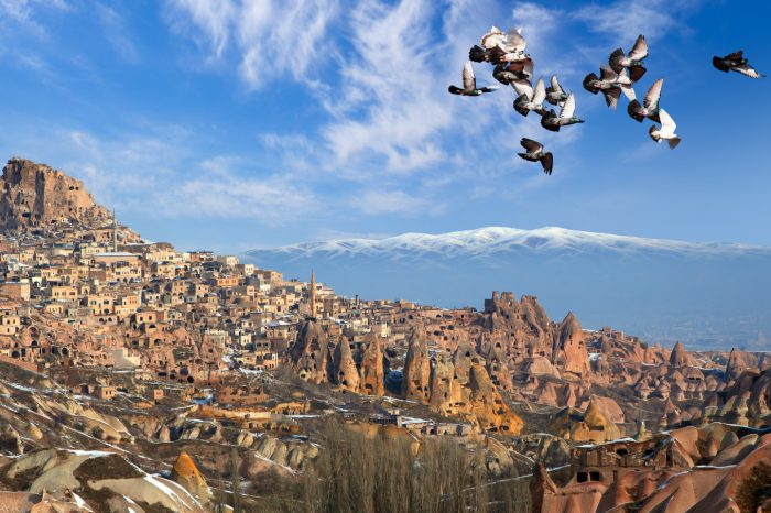 Cappadocia Blue (South) Tour