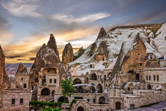 Daily Cappadocia Red (North) Tour from Antalya – by Bus