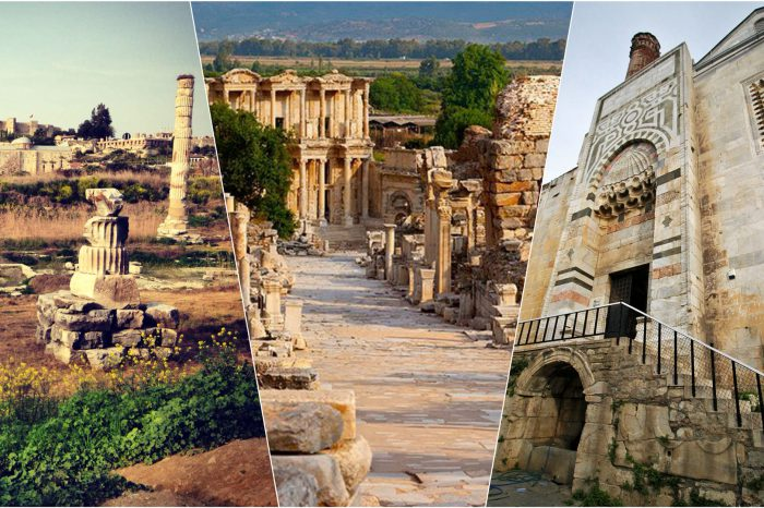 Daily Ephesus Tour (from Istanbul – by Plane)
