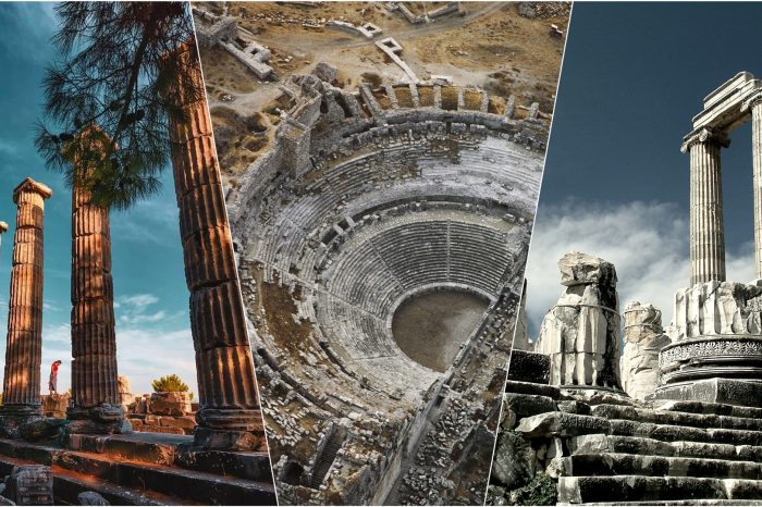 Daily Miletus, Priene, and Didyma Tour (from Istanbul – by Plane)