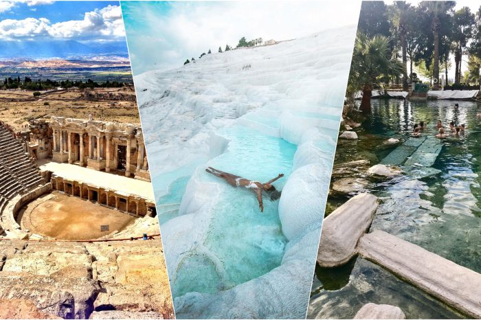 Daily Pamukkale and Hierapolis Tour (from Istanbul – by Plane)