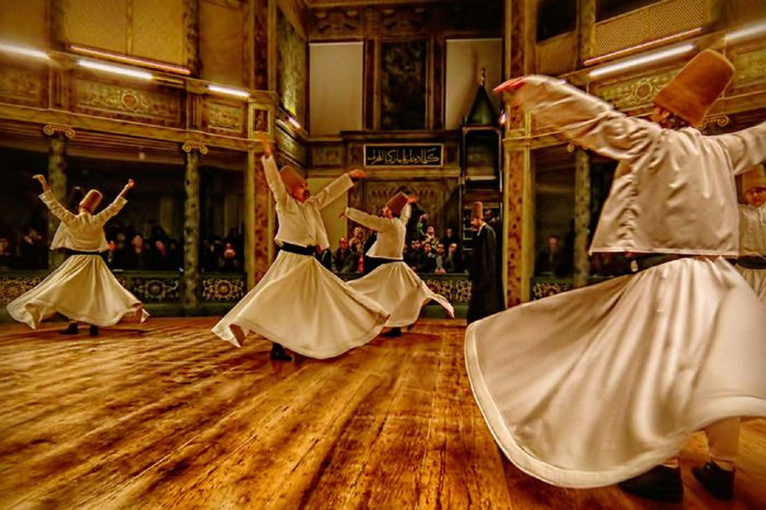Whirling Dervish (Sufi) Show