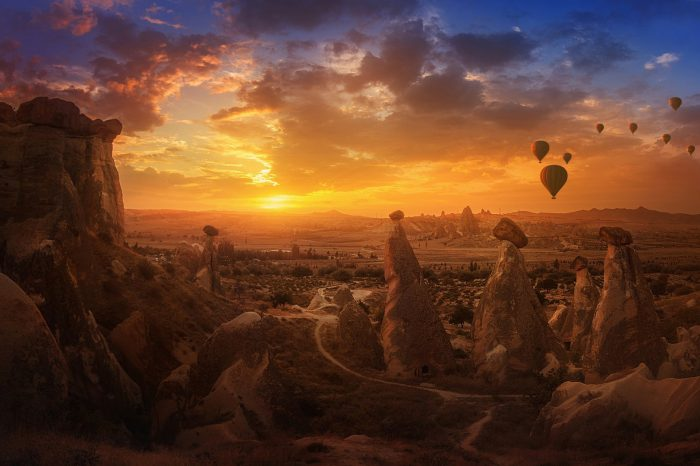 1 Night 2 Days Cappadocia Tour from Izmir – Kusadasi or Selcuk (Ephesus)