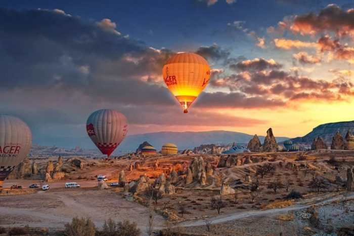 2 Nights 3 Days Cappadocia Tour from Izmir – Kusadasi or Selcuk (Ephesus)