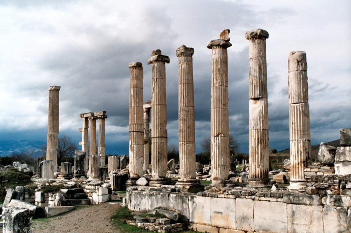 Daily Aphrodisias and Pamukkale Tour (from Izmir – Kusadasi or Selcuk)