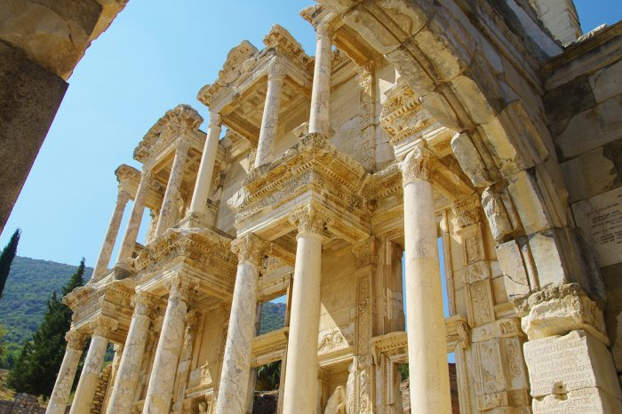 Daily Ephesus Tour  (from Izmir – Kusadasi or Selcuk)