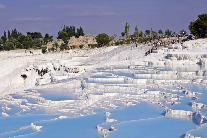 Daily Pamukkale Tour (from Izmir – Kusadasi or Selcuk)
