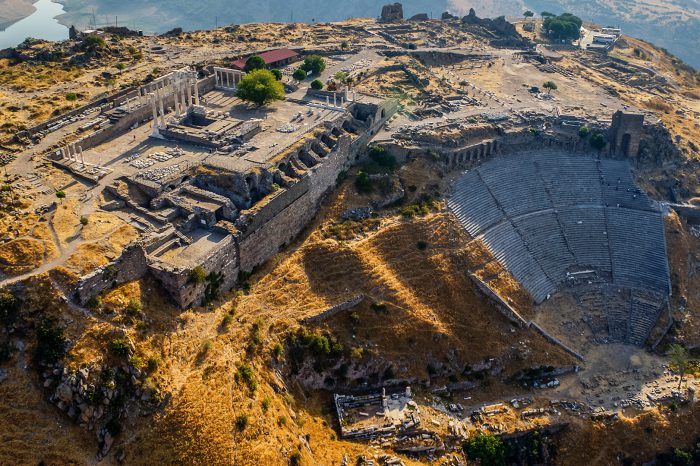 Daily Pergamon Tour from Kusadasi or Selcuk